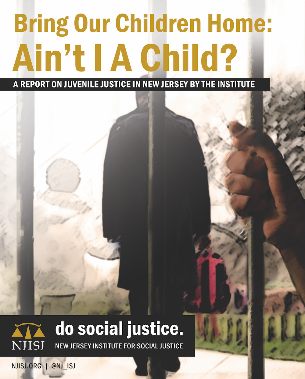 Associate Counsel Andrea McChristian finds that extreme racial disparities exist in New Jersey's juvenile justice system, despite similar rates of offending for Black and white youth.