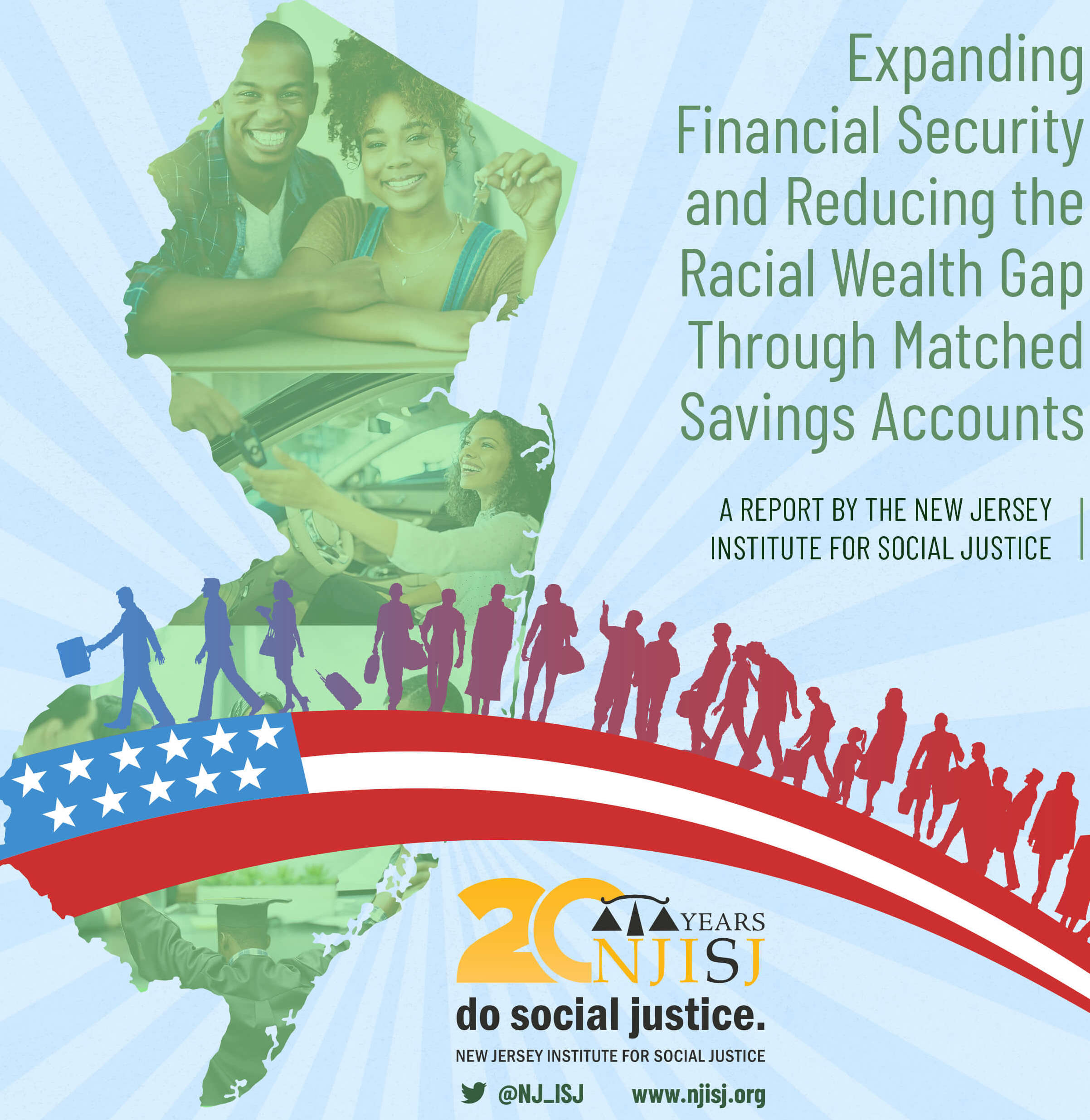 Read the Institute's new report on how Individual Savings Accounts can build wealth as well as racial and income equality by allowing people to save toward their goals.