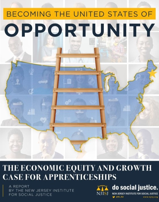 A new report on how apprenticeship programs can strengthen our economy and advance economic opportunity by connecting residents—particularly women and people of color—to living wage careers.