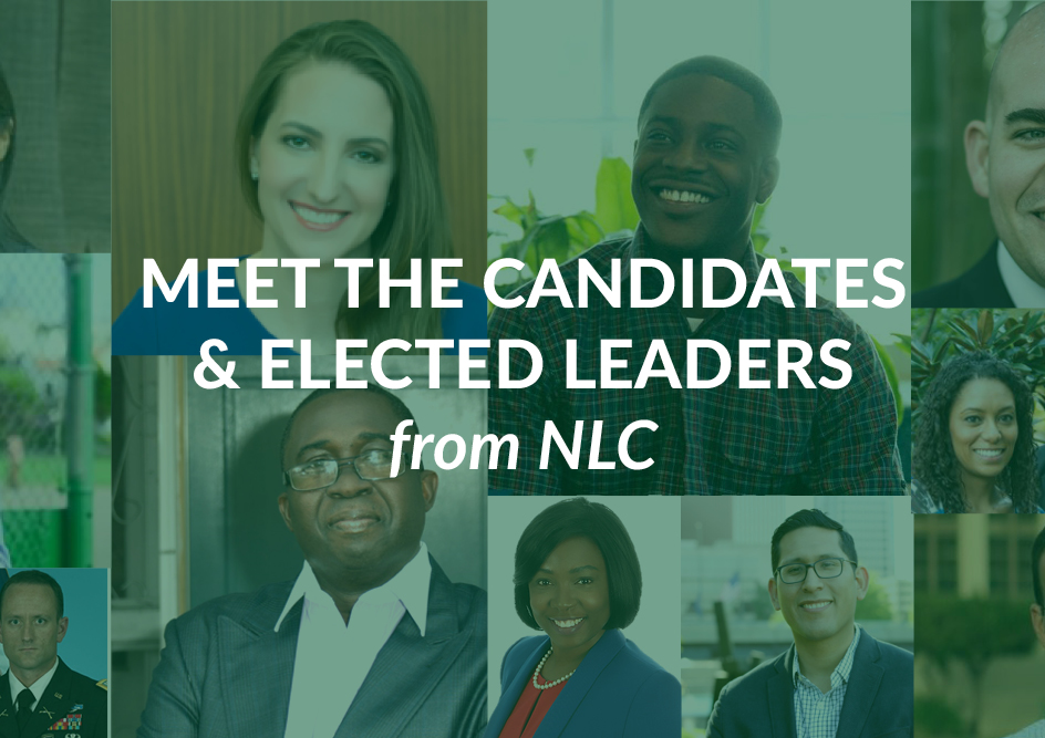 NLC4 is proud to recognize leaders from the NLC Community