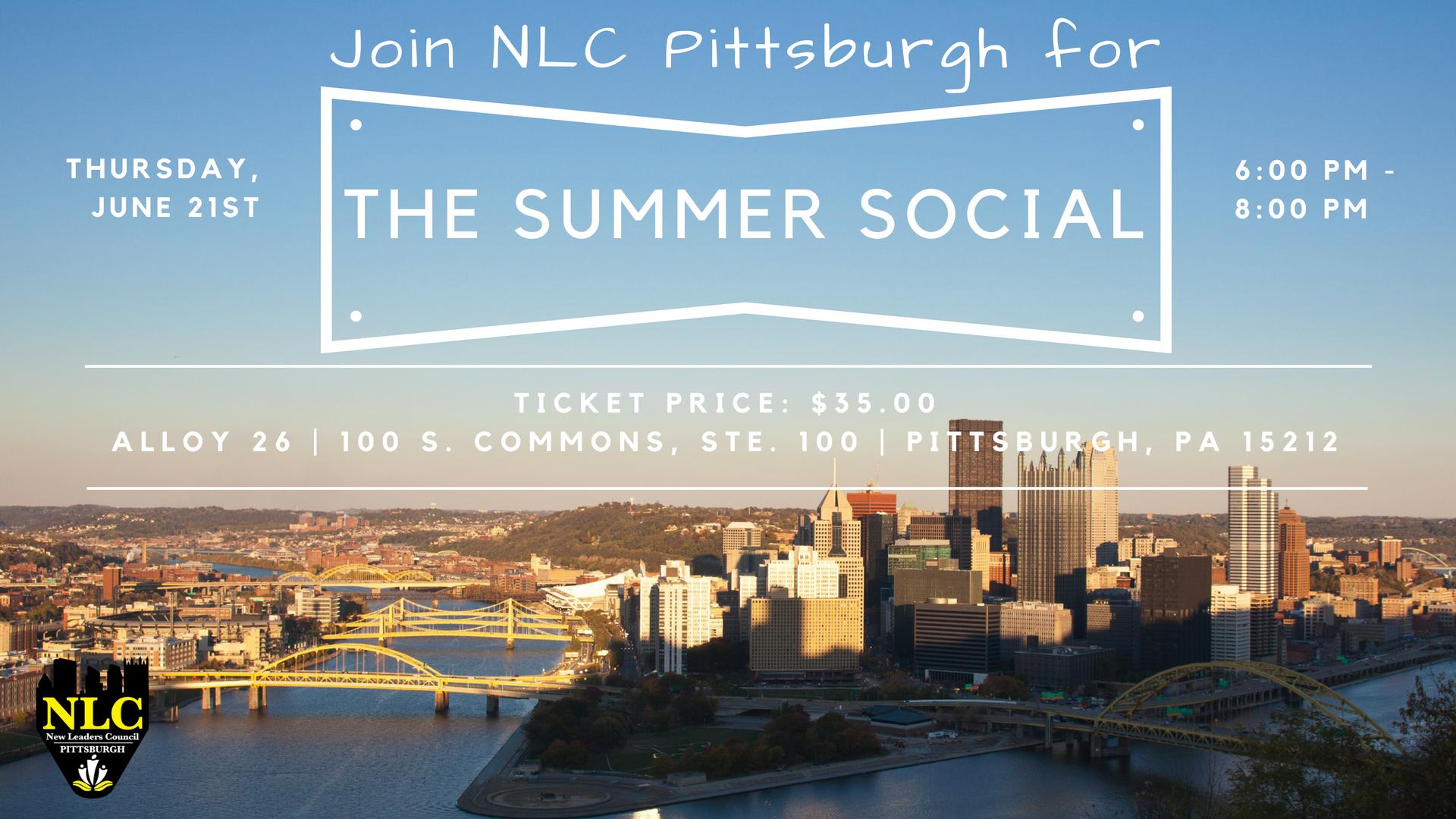 NLC Summer Social