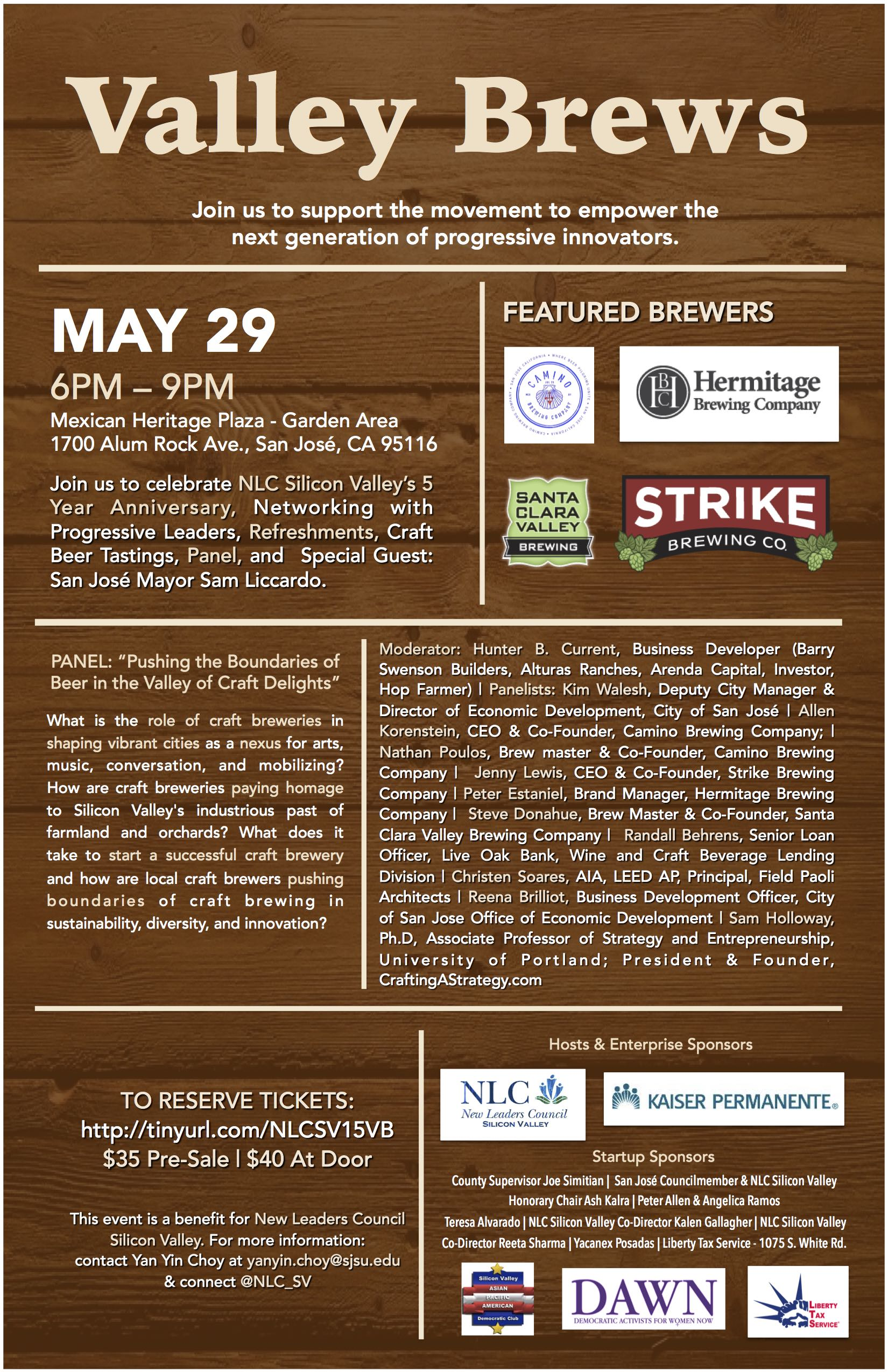 NLC_SV_2015_Fundraiser_-_Valley_Brews_-_May_29__2015_-_Flyer_-_Smaller.jpg