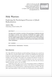 EU_Journal_of_Criminology_Holy_Warriors_Exploring_the_Psychological_Processes_of_Jihadi_Radicalization_tn.jpg