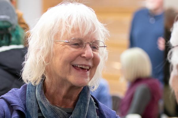 Sally Van Vleck