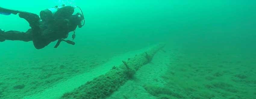 Line 5 Diver