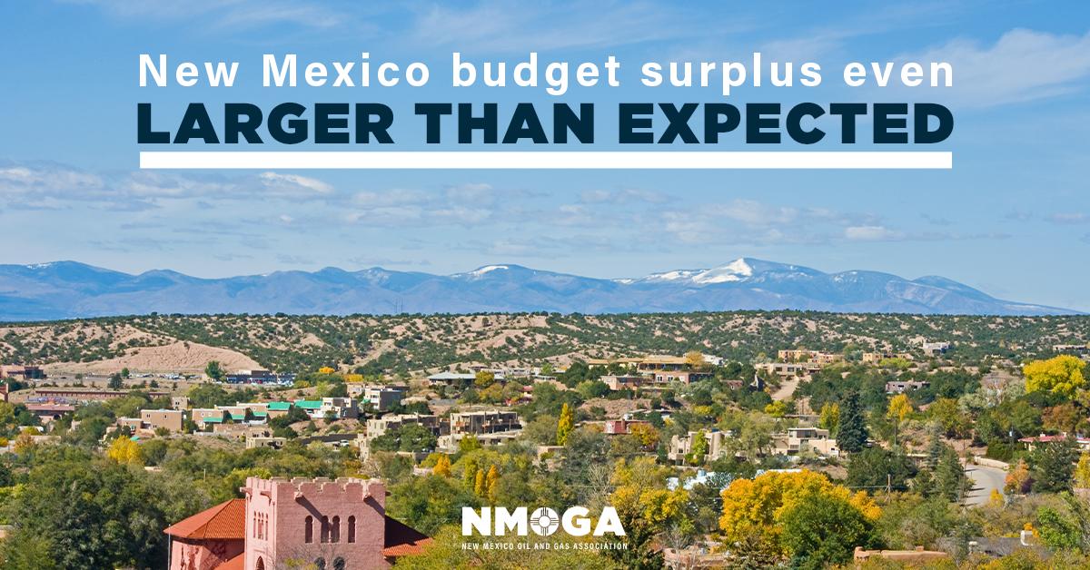 News   New Mexico Oil & Gas Association