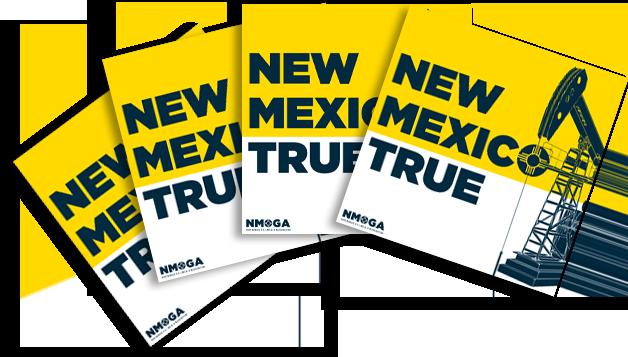 New Mexico True bumper stickers