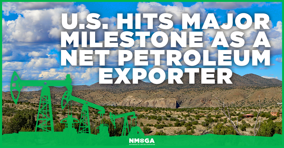 The Energy 202: The U.S. just hit a major milestone as a petroleum exporter