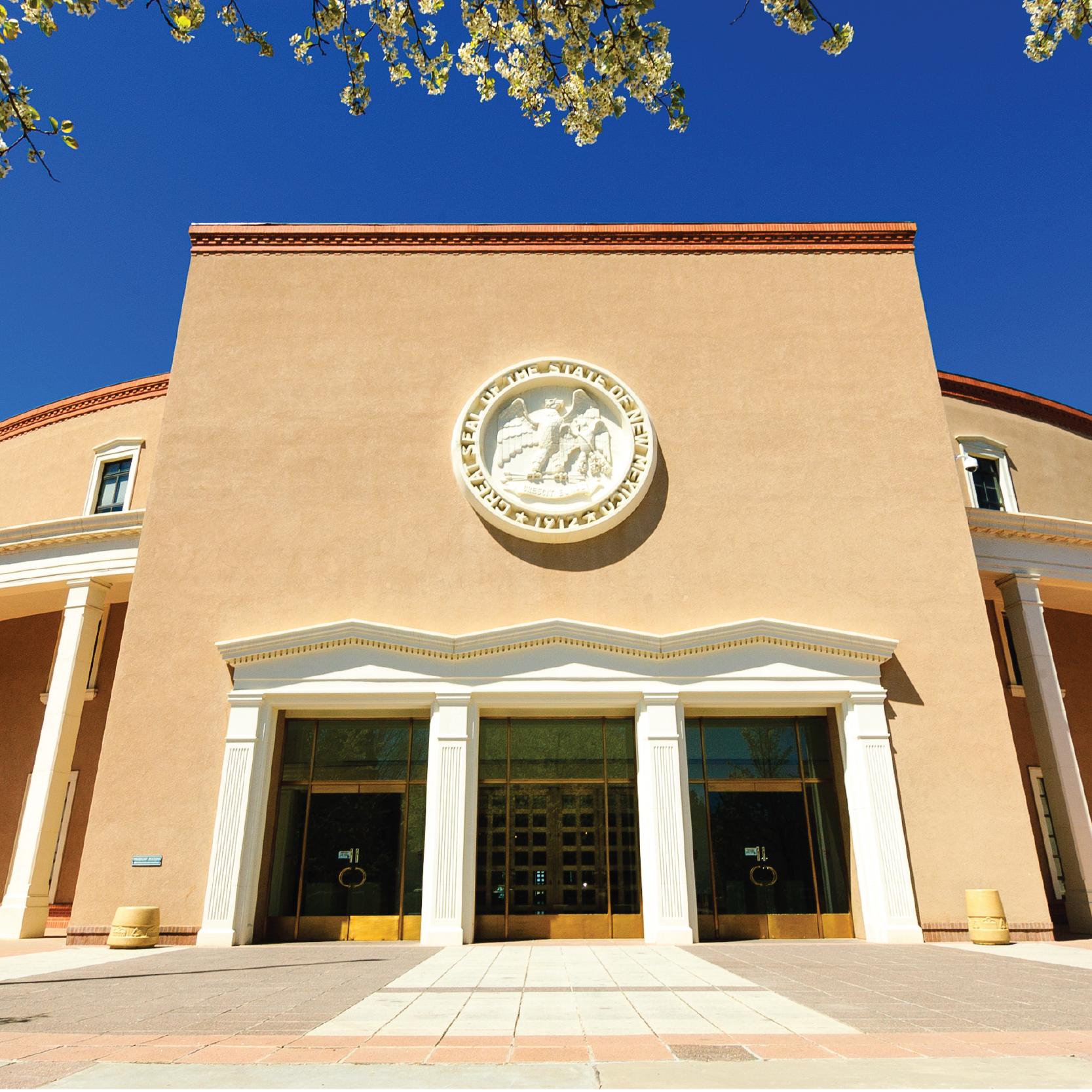 NM Capitol