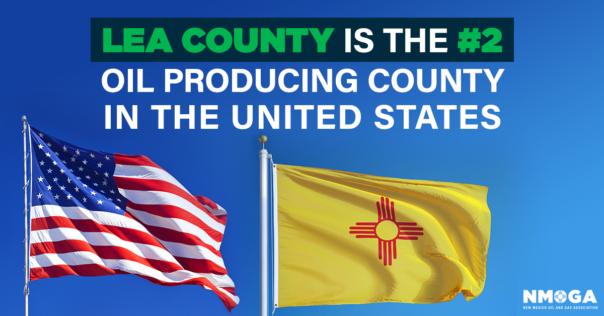 Lea advances to nation's No. 2 county in oil production