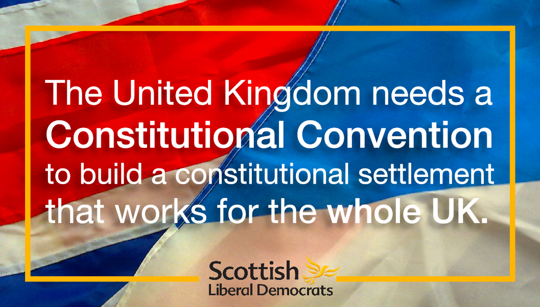 The UK needs a Constitutional Convention