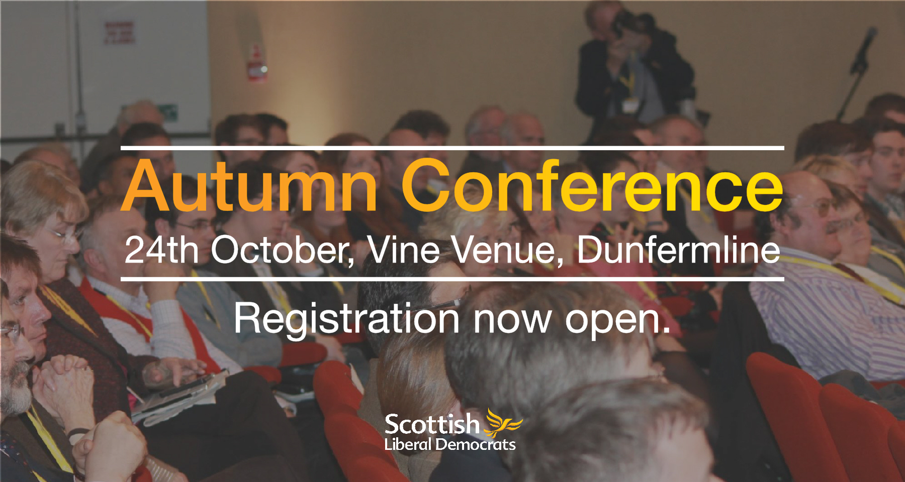 Autumn Conference 2015