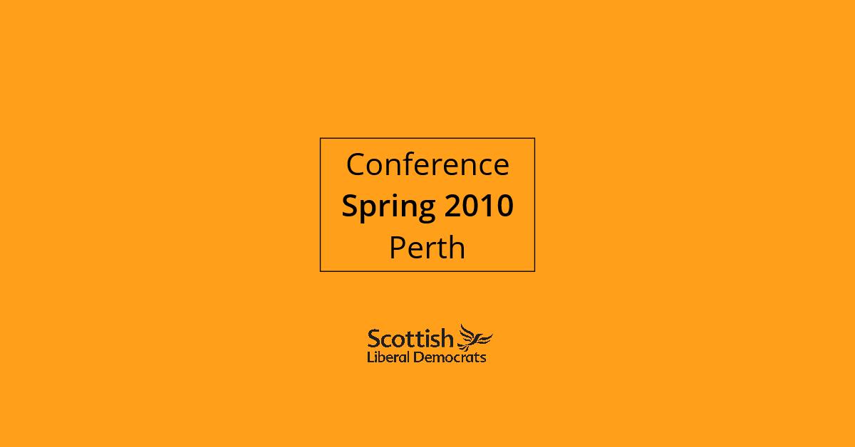 2010, Spring - Perth