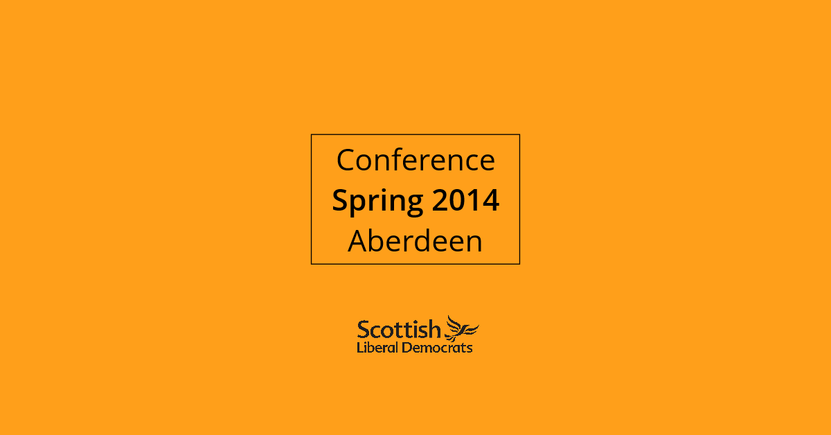 2014, Spring - Aberdeen