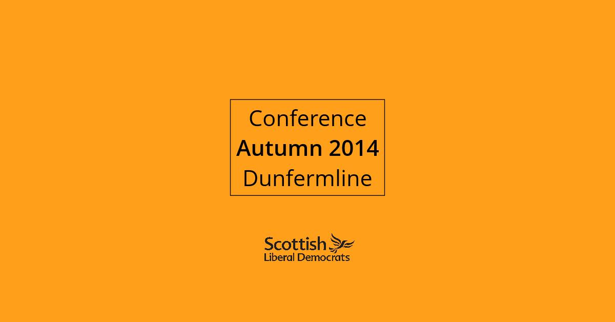 2014, Autumn - Dunfermline