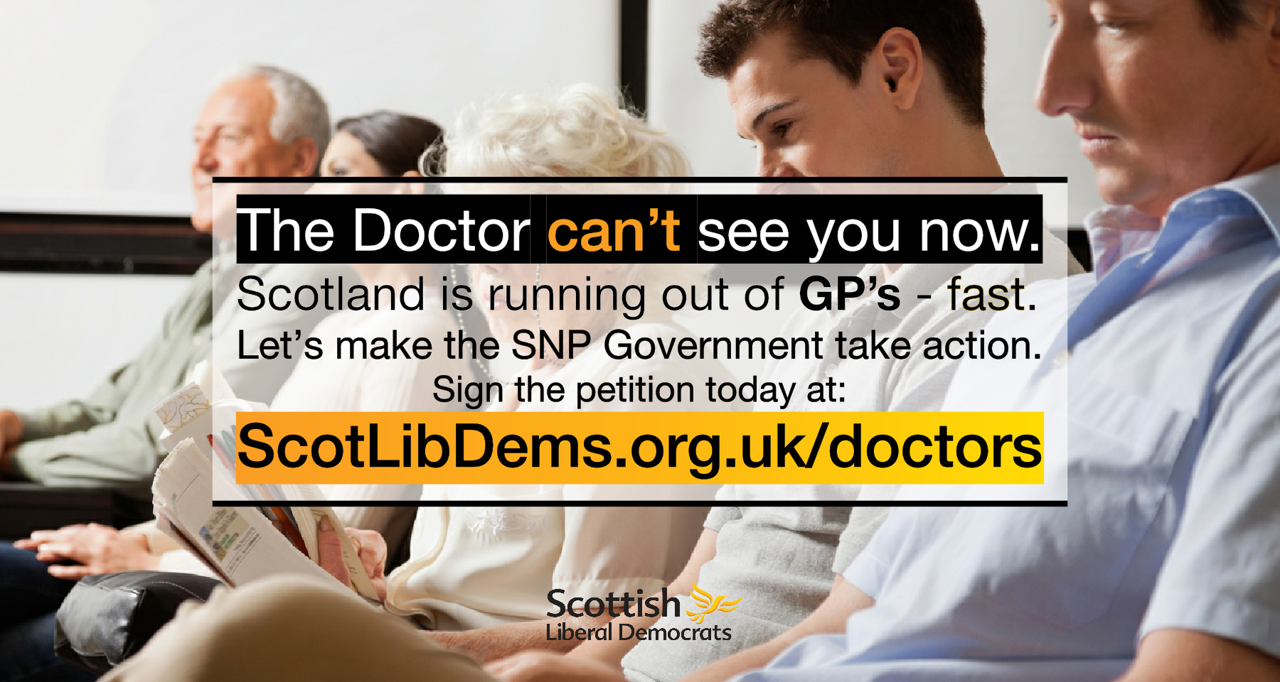 Scotland is running out of GP's