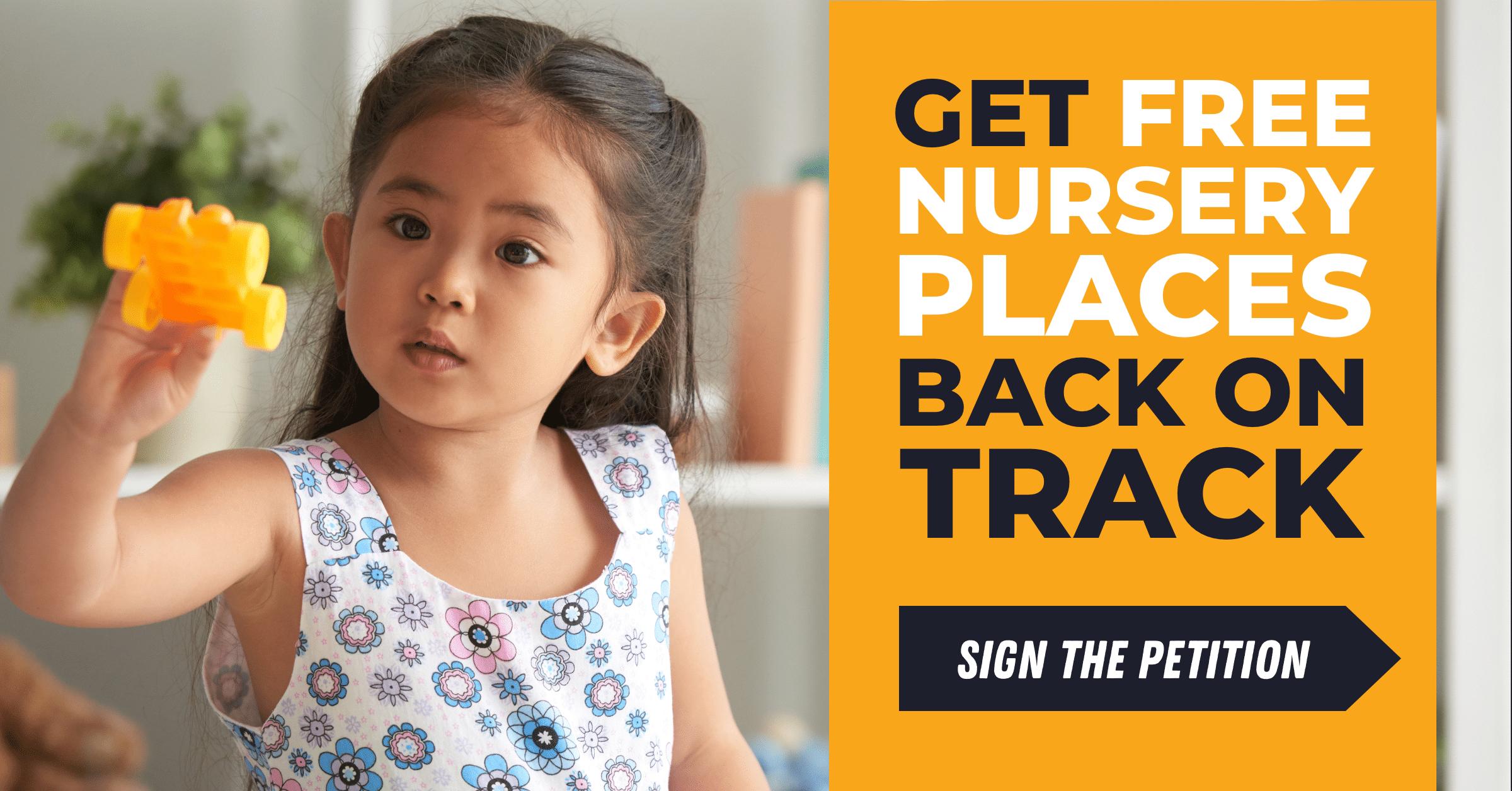 Get nursery expansion back on track