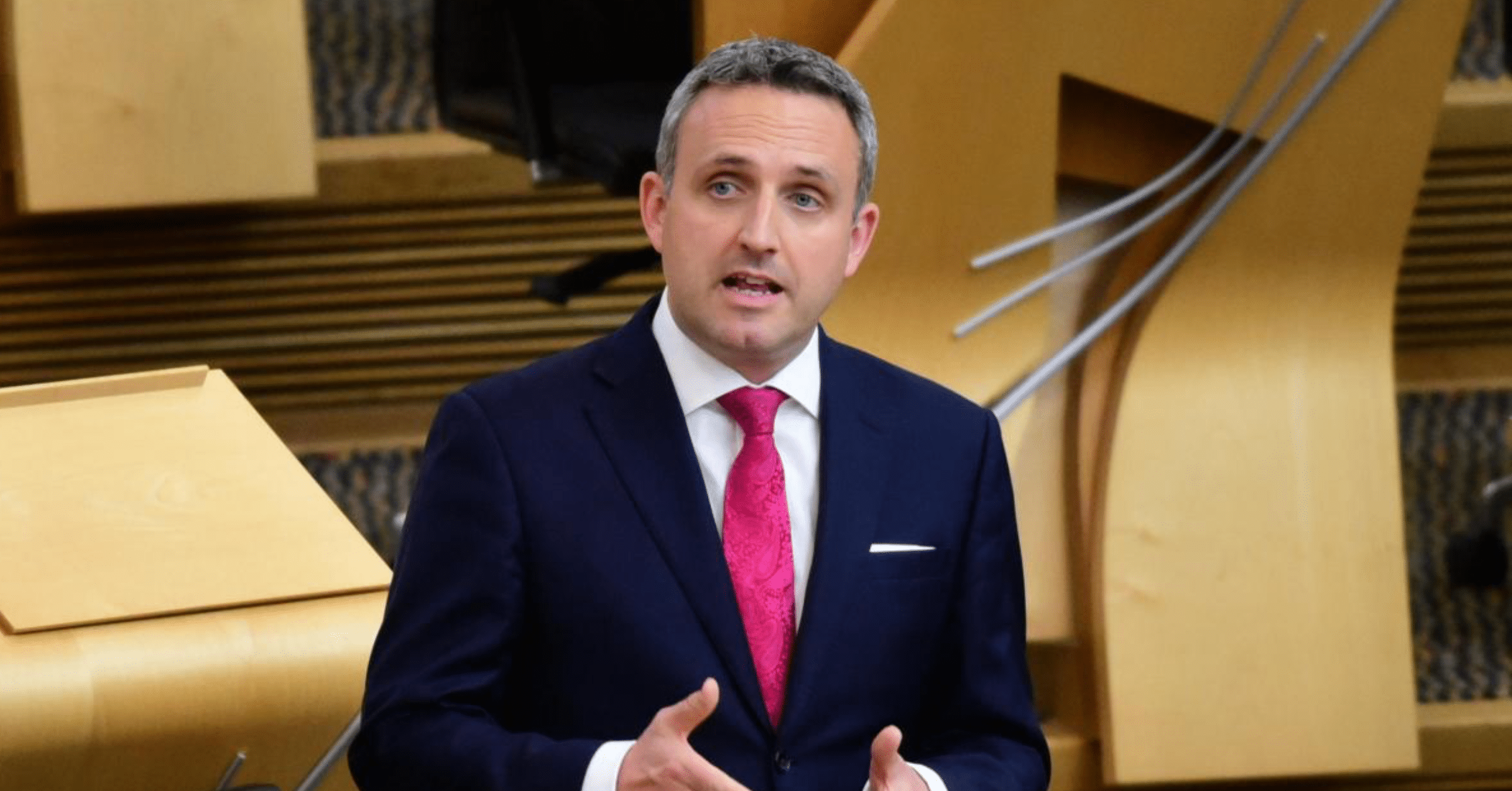Alex Cole-Hamilton - Spokesperson for Health and Sport