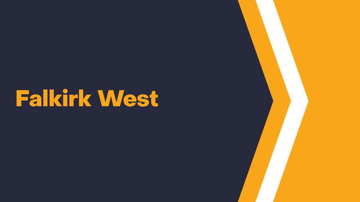 Falkirk West