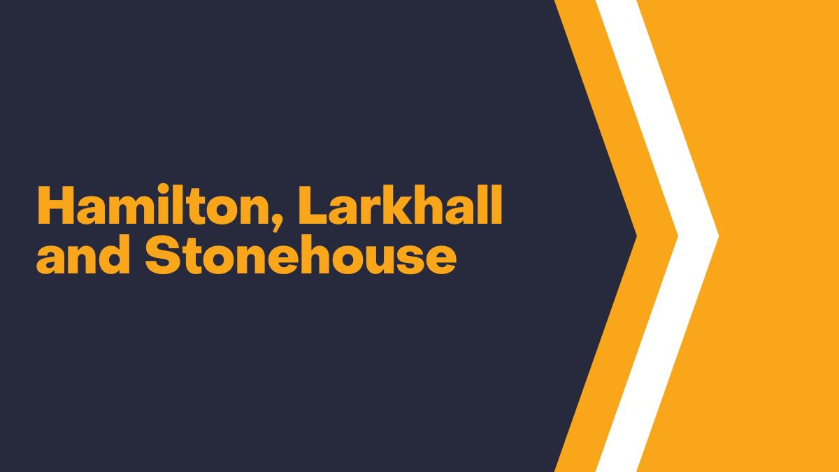 Hamilton, Larkhall and Stonehouse