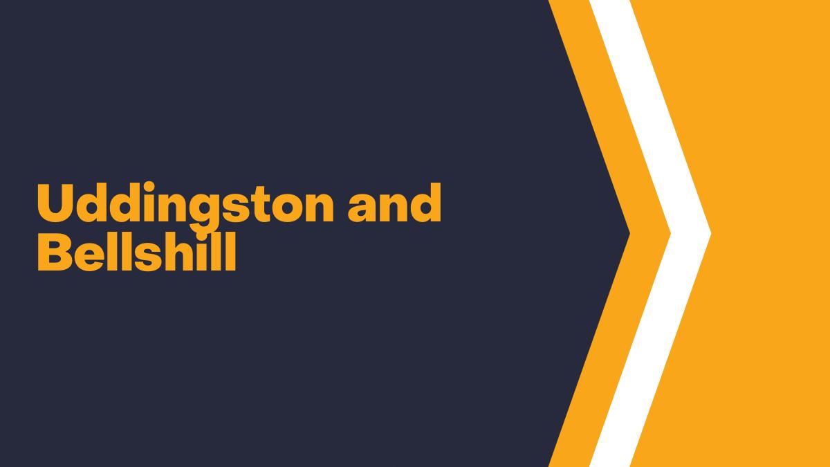 Uddingston and Bellshill