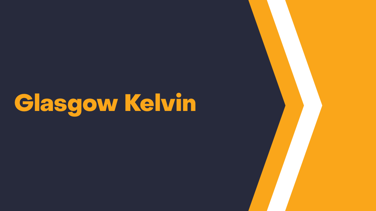 Glasgow Kelvin