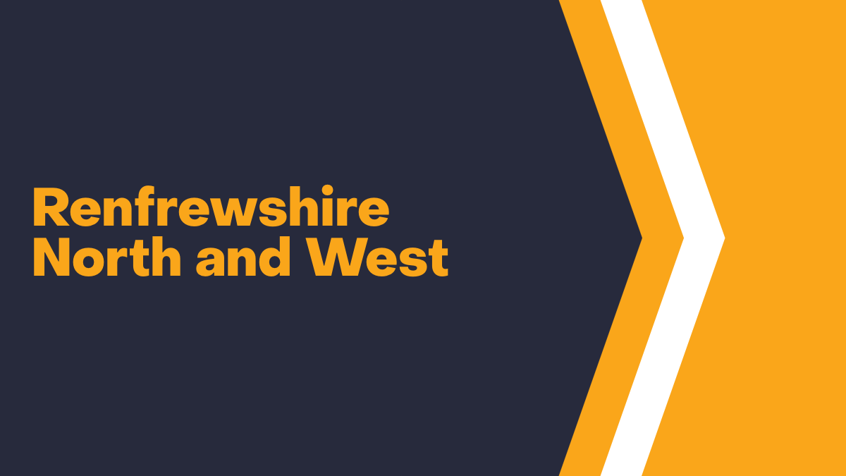 Renfrewshire North and West