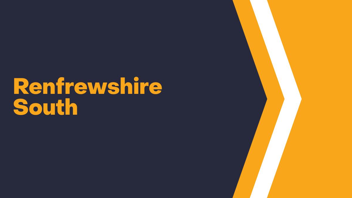 Renfrewshire South