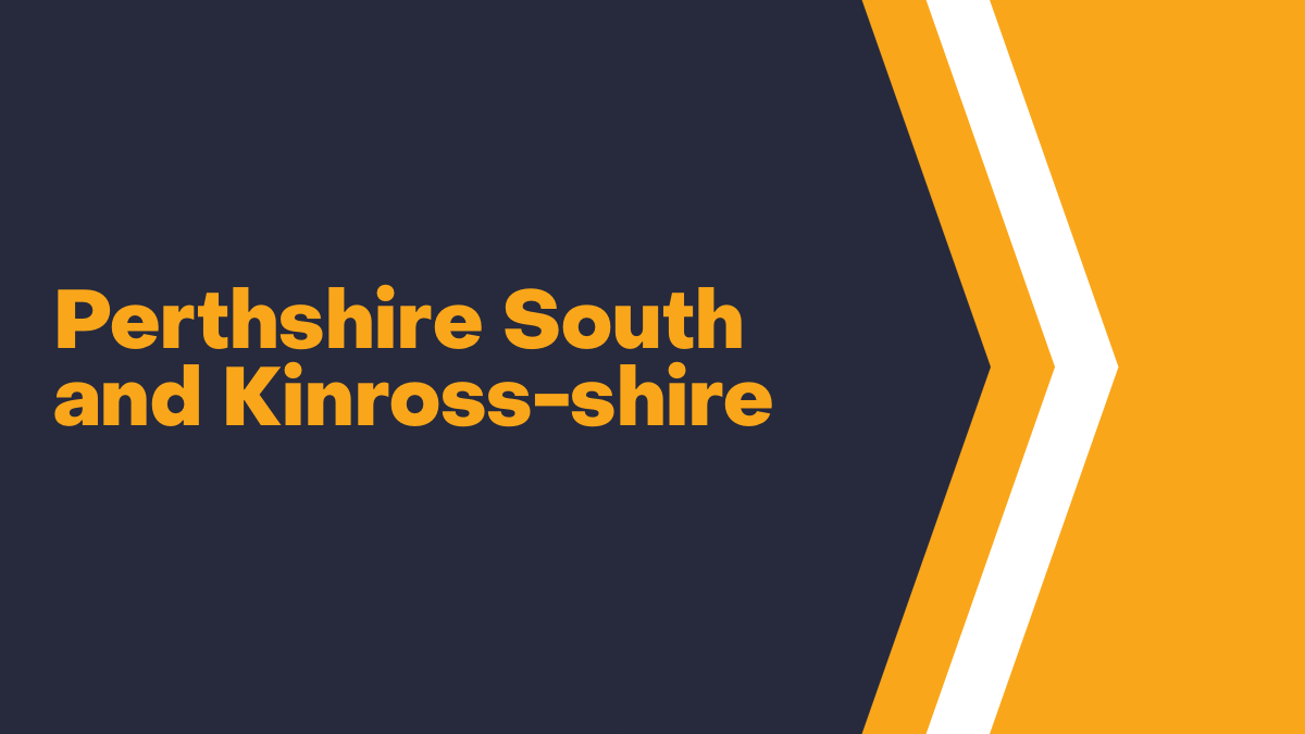 Perthshire South and Kinross-shire