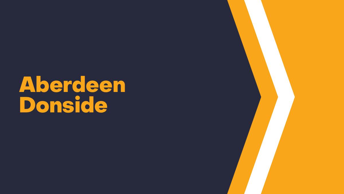 Aberdeen Donside