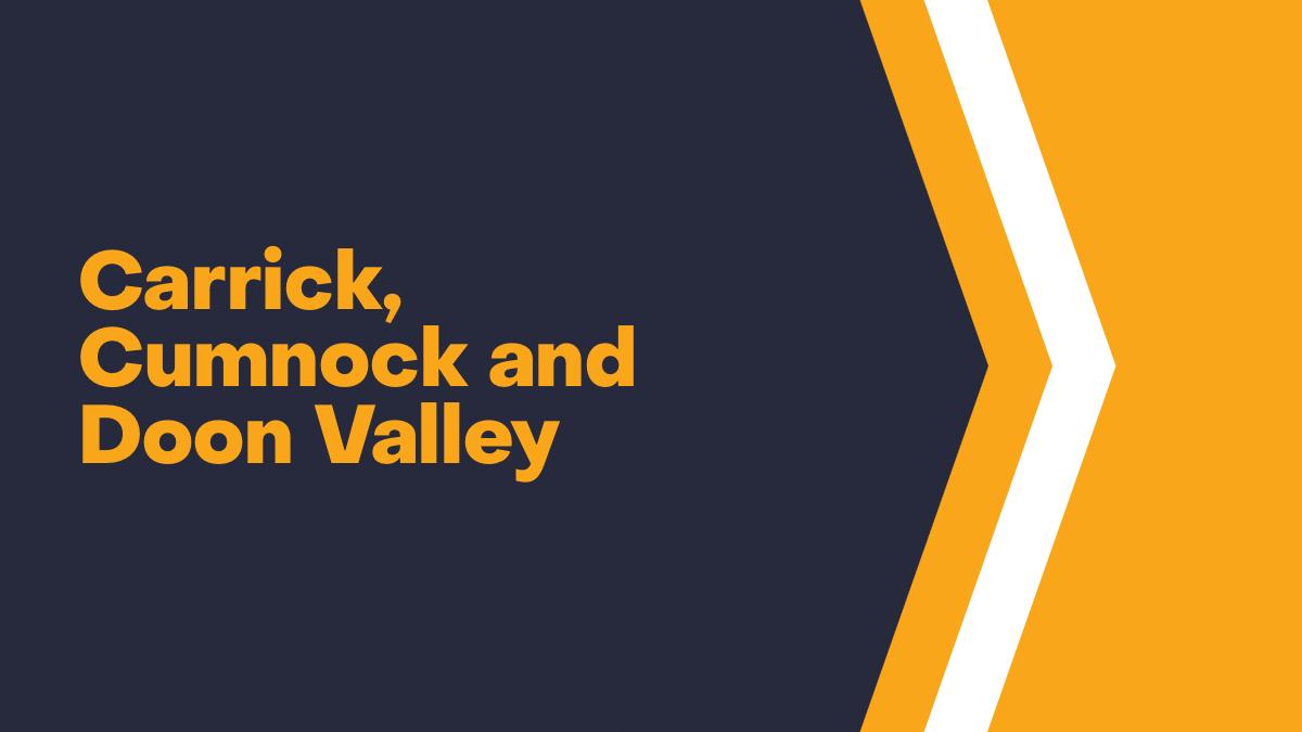 Carrick, Cumnock and Doon Valley