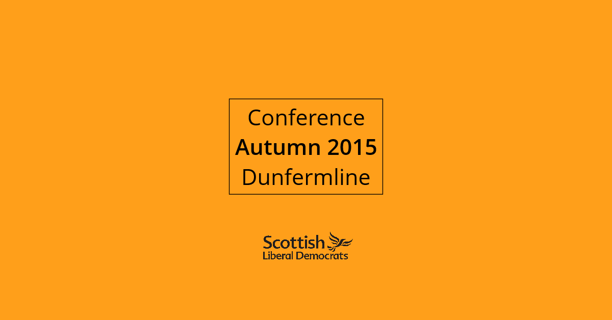 2015, Autumn - Dunfermline