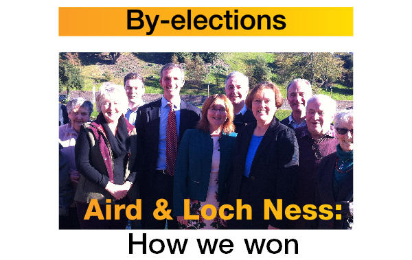 How did we win Aird & Loch Ness? Find out here: