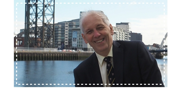 Meet Robert Brown - our lead candidate for Glasgow region