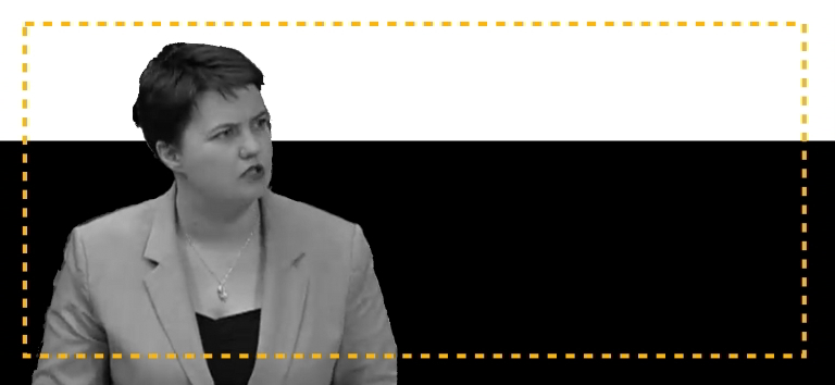Ruth Davidson's dark secret: