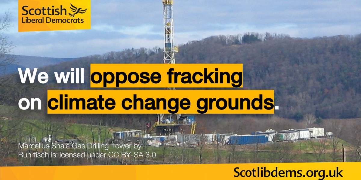 Where do you stand on fracking?