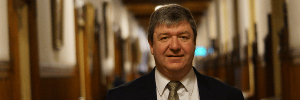 Alistair Carmichael slams an uninspiring Queen's speech