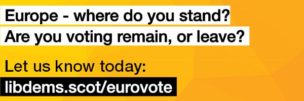 Europe: Where do you stand?