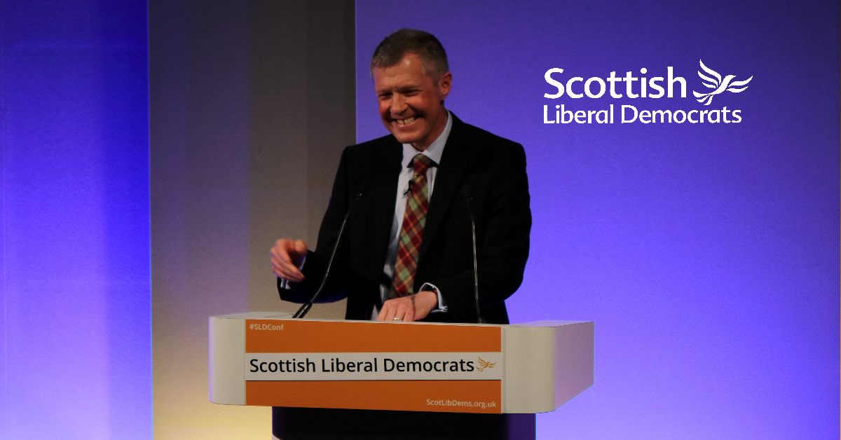 """Winning the argument, making the change and delivering for Scotland"" – Willie Rennie's speech to Spring Conference"