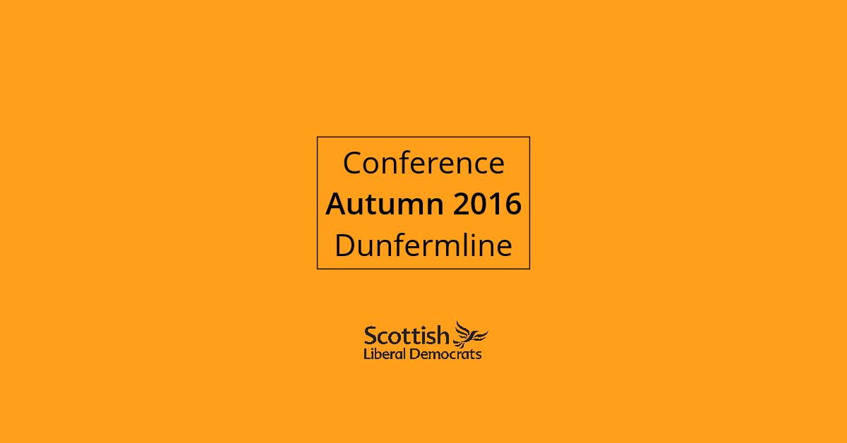 2016, Autumn - Dunfermline