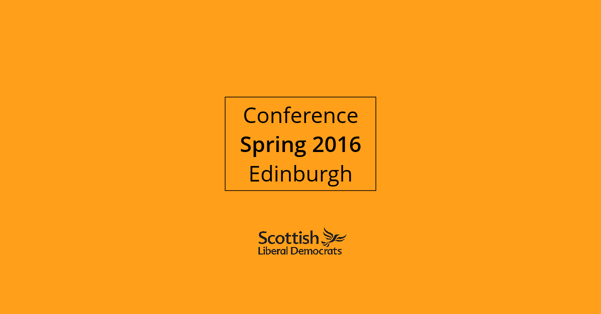 2016, Spring - Edinburgh