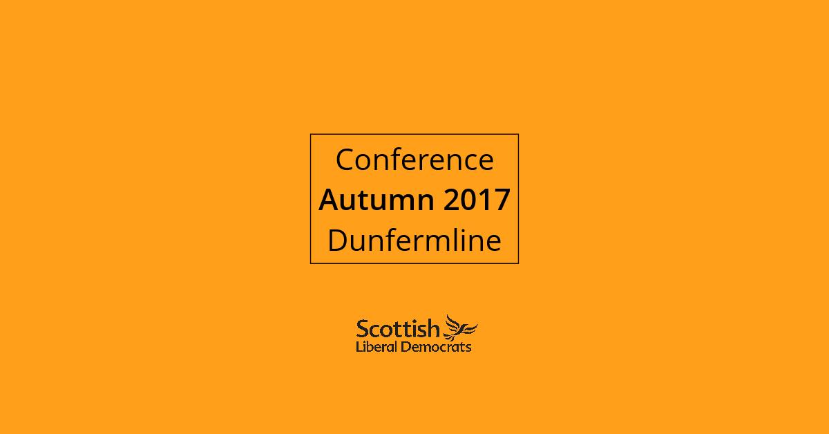 2017, Autumn - Dunfermline