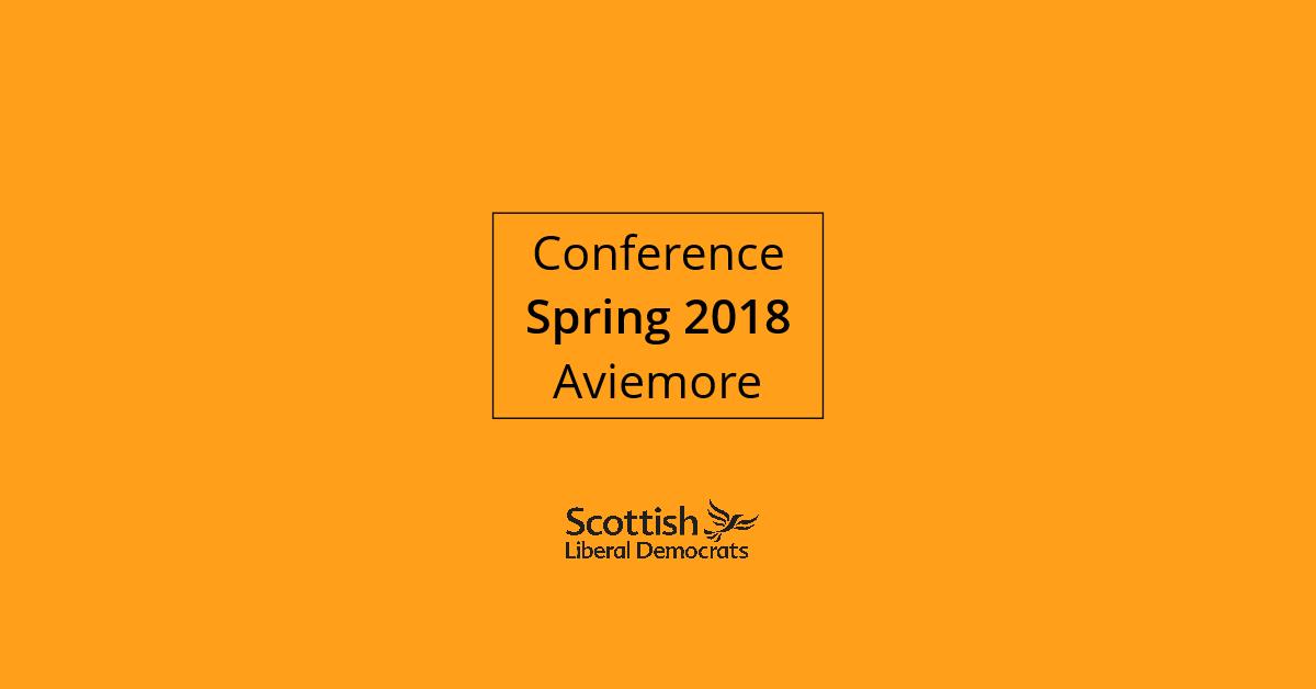 2018, Spring - Aviemore
