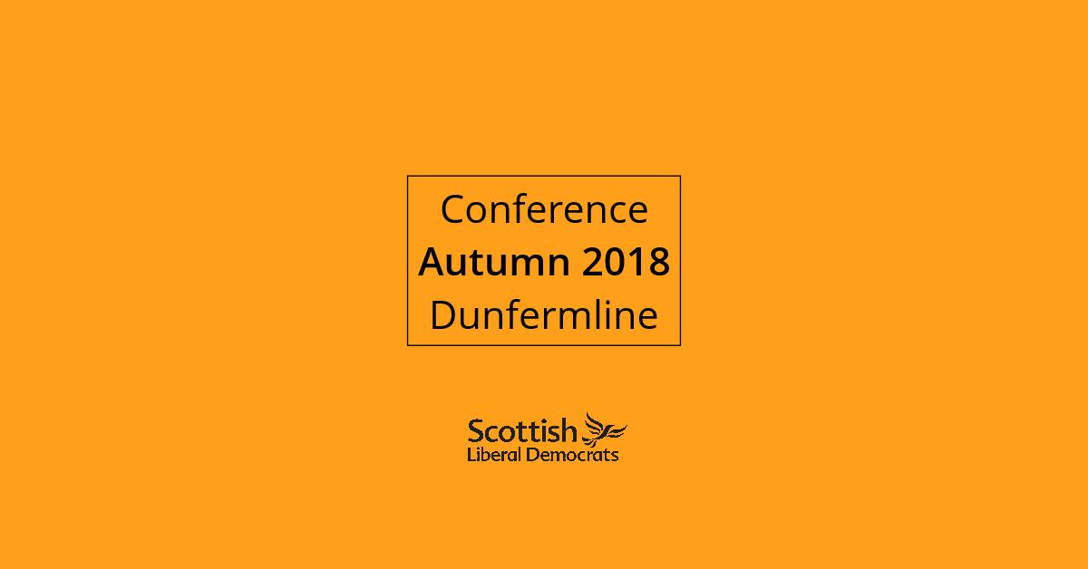 2018, Autumn - Dunfermline