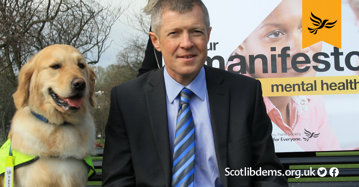 Willie Rennie's New Year's Message -