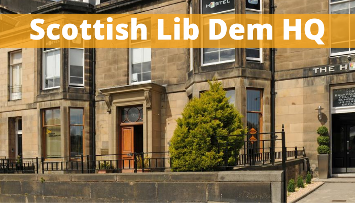 Scottish Liberal Democrat HQ