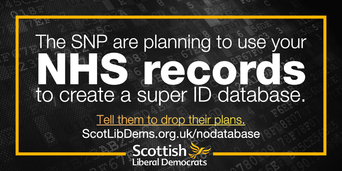 No to the Super ID Database