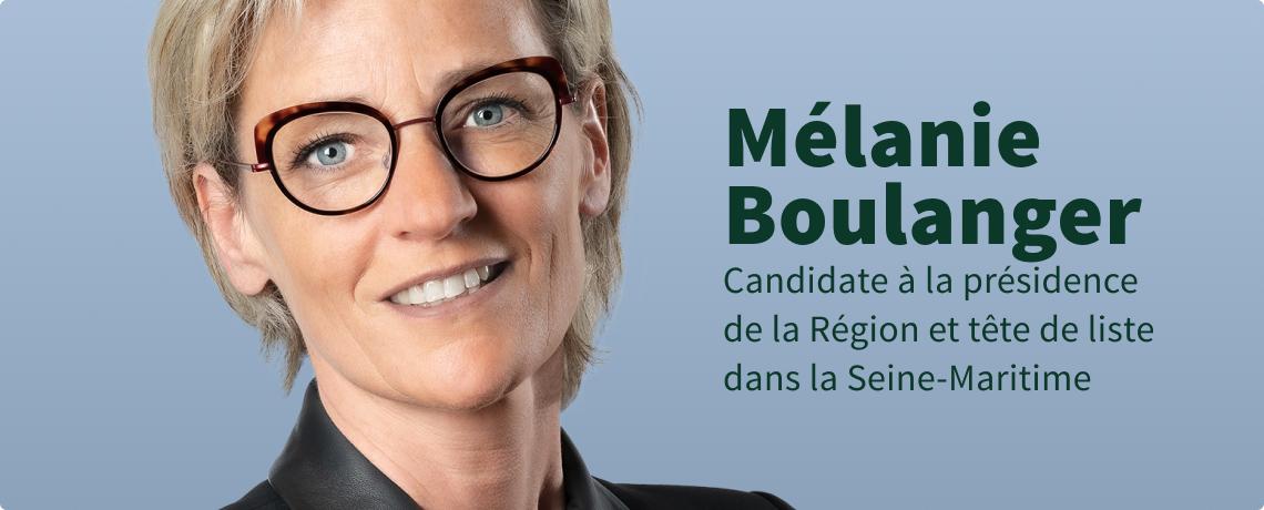 Mélanie Boulanger