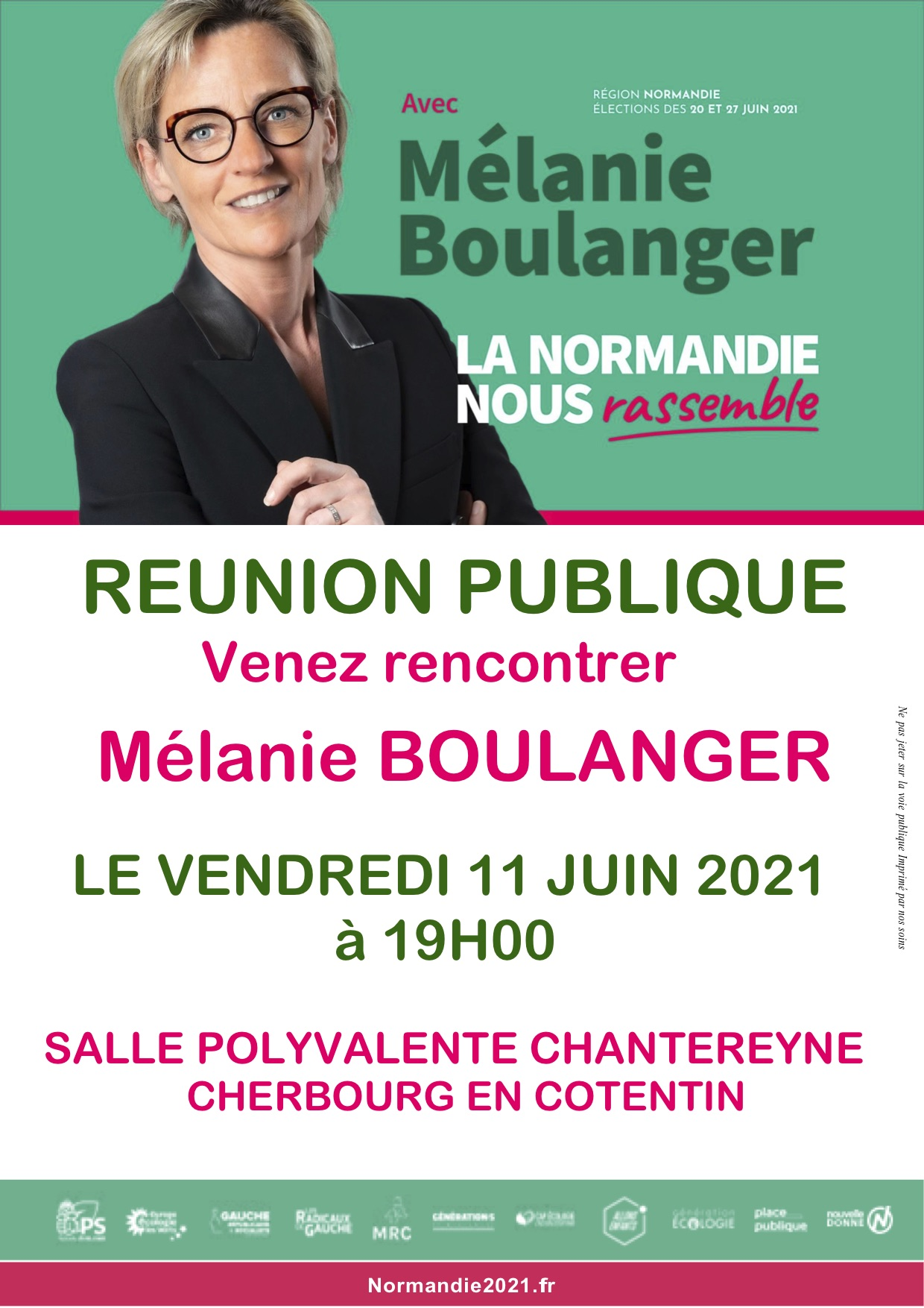 meeting cherbourg