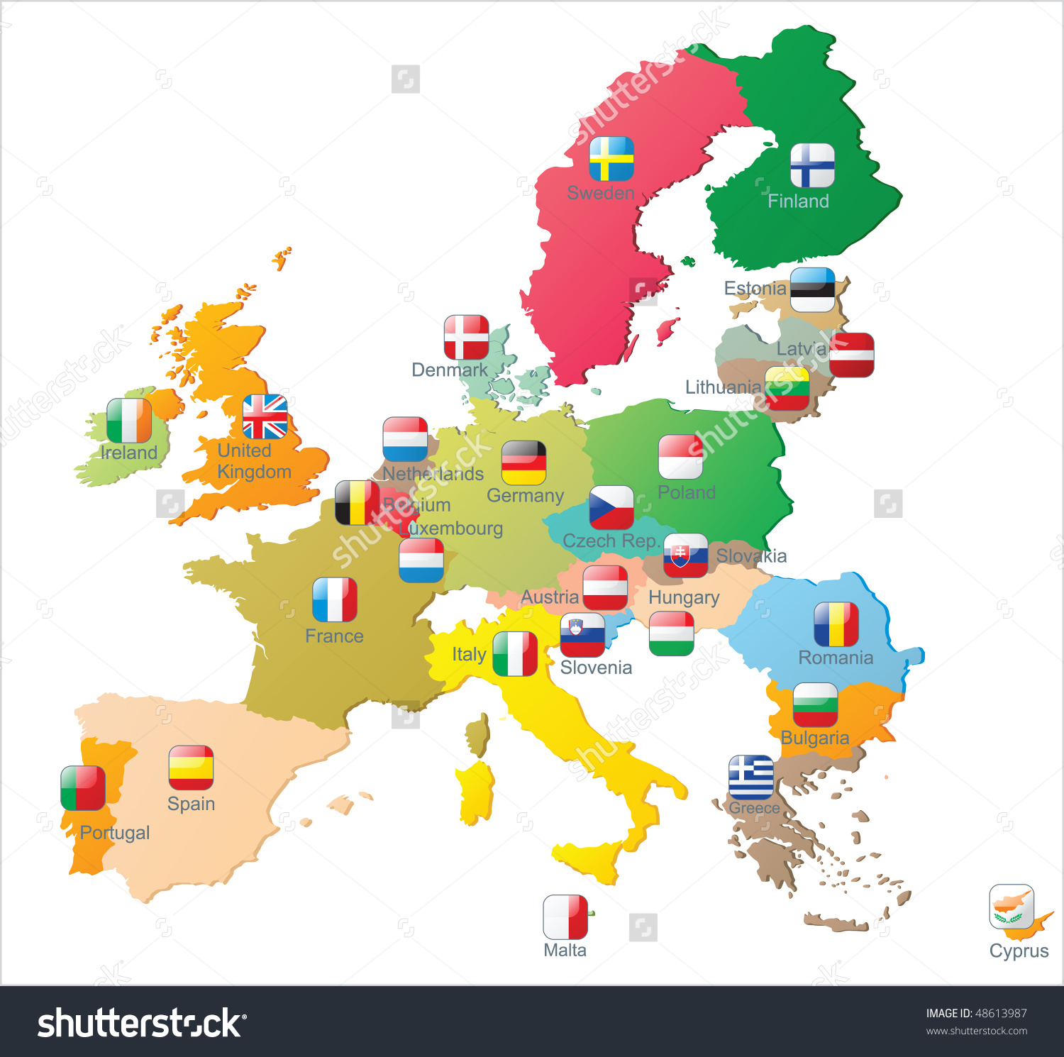 stock-vector-the-european-union-map-with-flags-48613987.jpg
